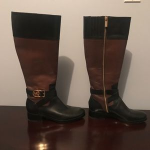 Michael Kors boots, barely worn!  Size 5.5.